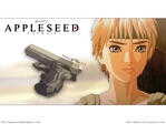Appleseed Anime Wallpaper # 1