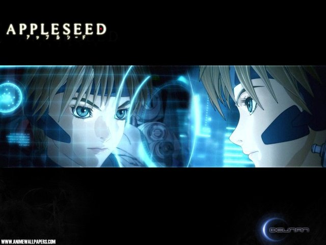 Appleseed Anime Wallpaper #2