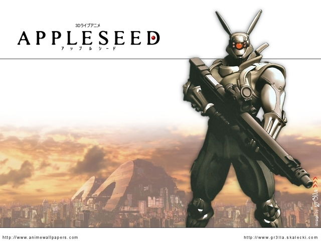 Appleseed Anime Wallpaper #5