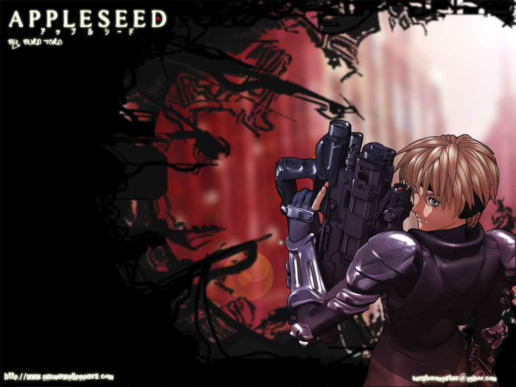 Appleseed Anime Wallpaper # 7