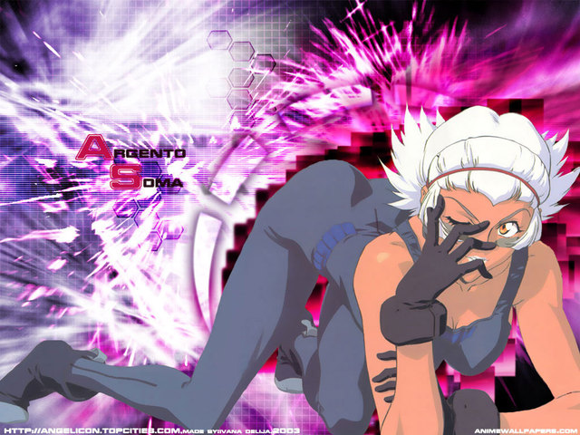 Argento Soma Anime Wallpaper #4
