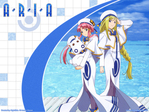 ARIA The Animation Anime Wallpaper # 6