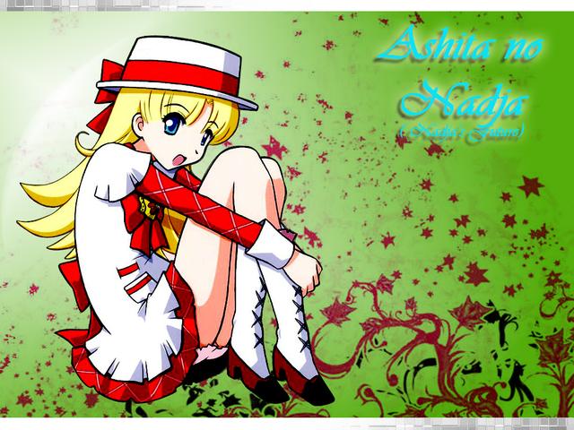 Ashita no Nadja Anime Wallpaper #1