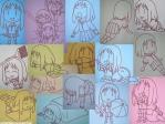 Azumanga Daioh Anime Wallpaper # 18