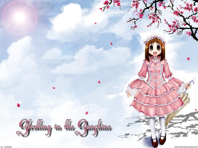 Azumanga Daioh Anime Wallpaper #24