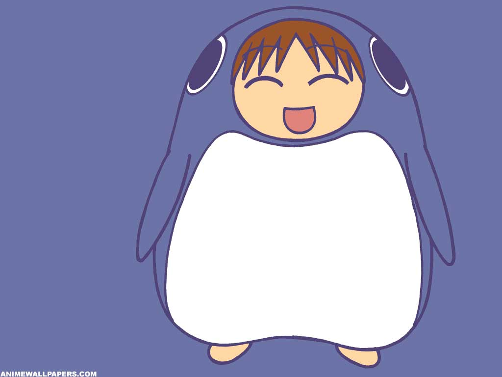 Azumanga Daioh Anime Wallpaper # 2