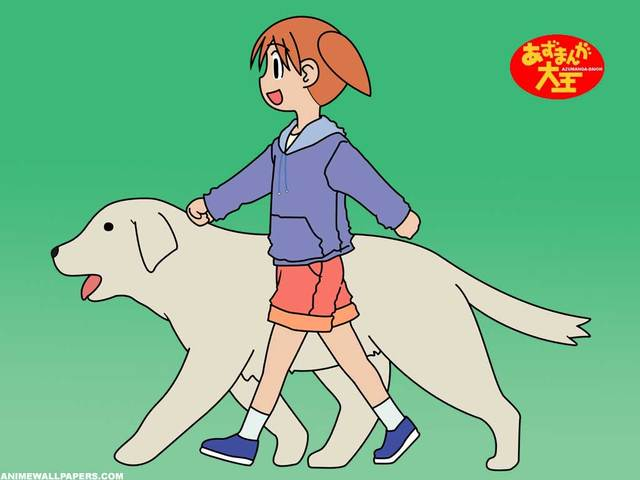 Azumanga Daioh Anime Wallpaper #3
