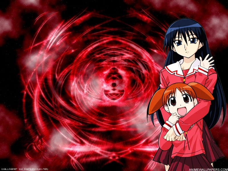 Azumanga Daioh Anime Wallpaper # 6