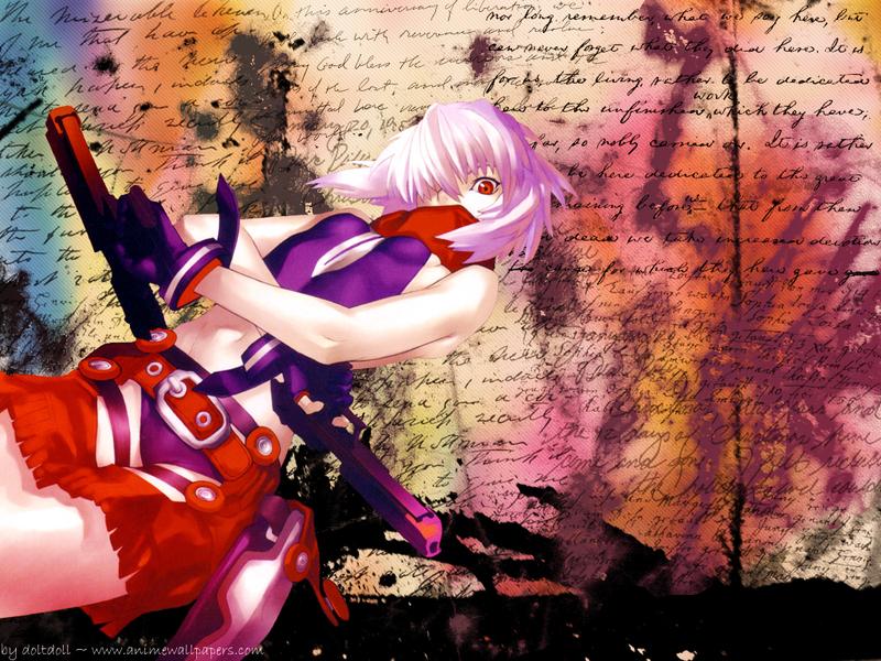 Bakuretsu Tenshi Anime Wallpaper # 1