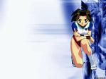 Battle Athletes Anime Wallpaper # 11