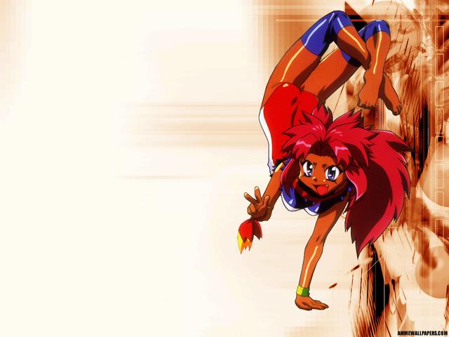 Battle Athletes Anime Wallpaper #6