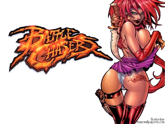 Battle Chasers Anime Wallpaper #2