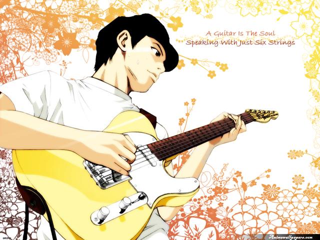 Beck Anime Wallpaper #2