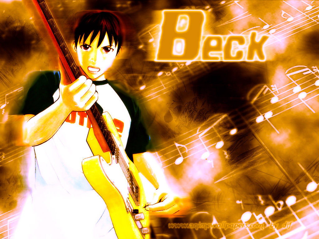 Beck Anime Wallpaper # 3