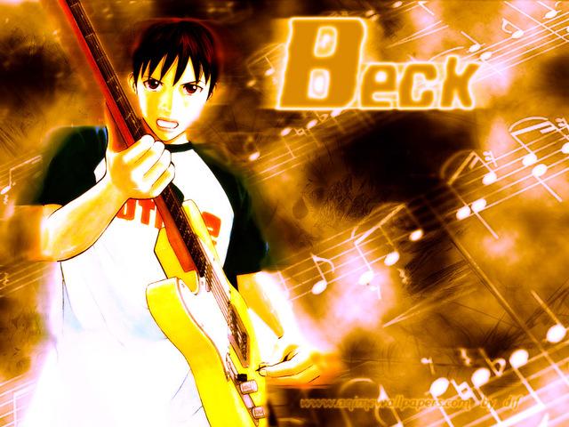 Beck Anime Wallpaper #3