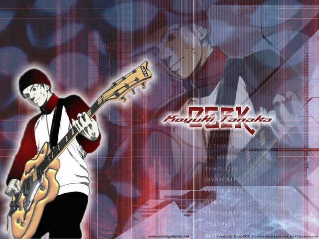 Beck Anime Wallpaper #4