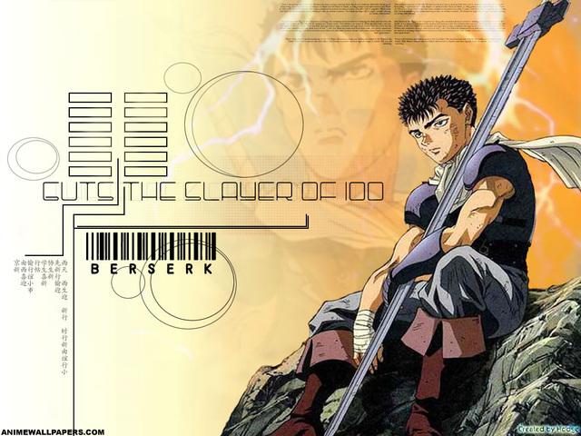 Berserk Anime Wallpaper #1