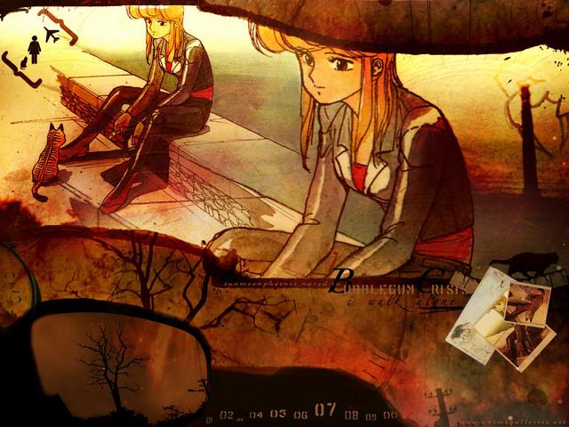 Bubblegum Crisis Anime Wallpaper #11