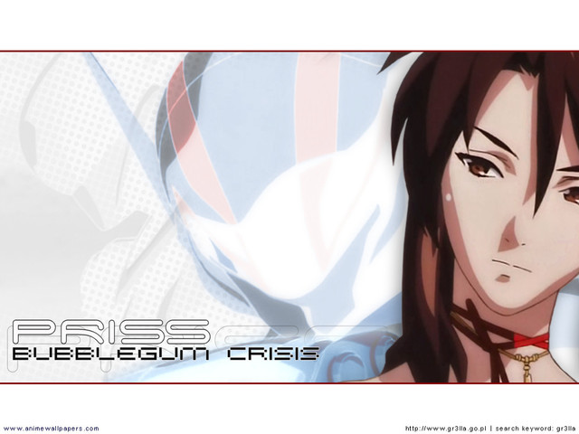 Bubblegum Crisis Anime Wallpaper #7