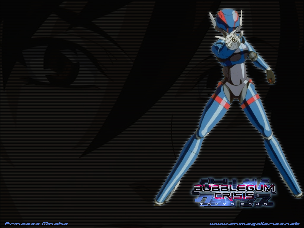 Bubblegum Crisis Anime Wallpaper # 8