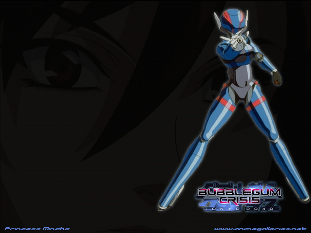 Bubblegum Crisis Anime Wallpaper #8