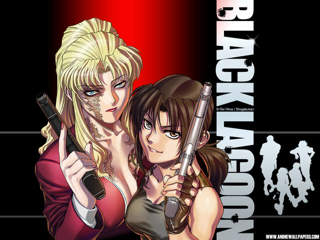 Black Lagoon Anime Wallpaper #2