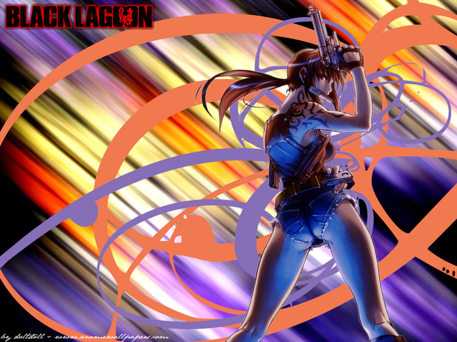 Black Lagoon Anime Wallpaper #3