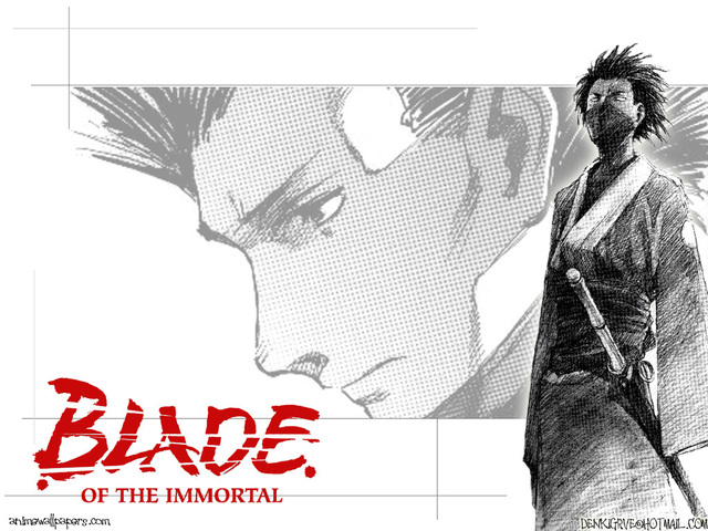 Blade of the Immortal Anime Wallpaper #2