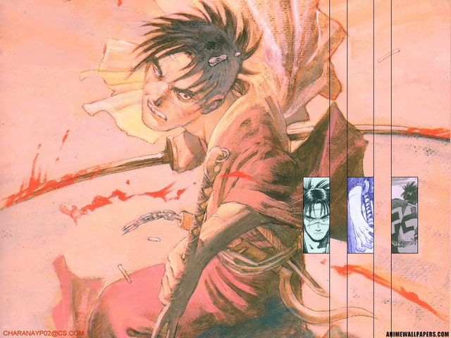 Blade of the Immortal Anime Wallpaper #5
