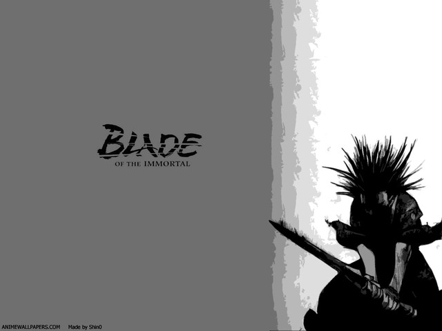 Blade of the Immortal Anime Wallpaper #6