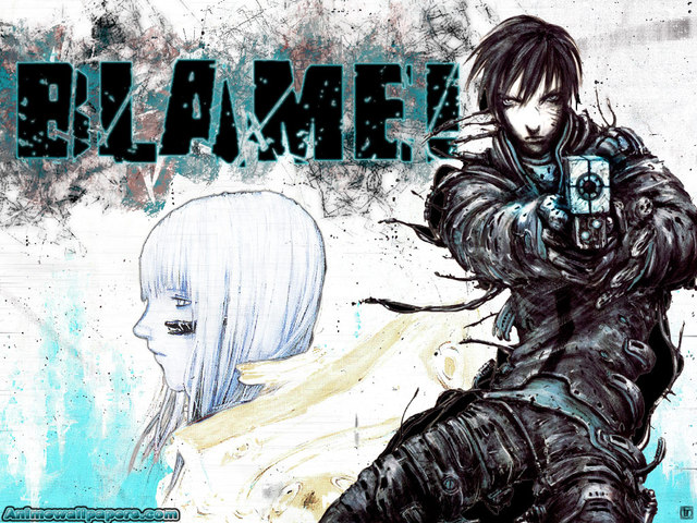 Blame! Anime Wallpaper #1
