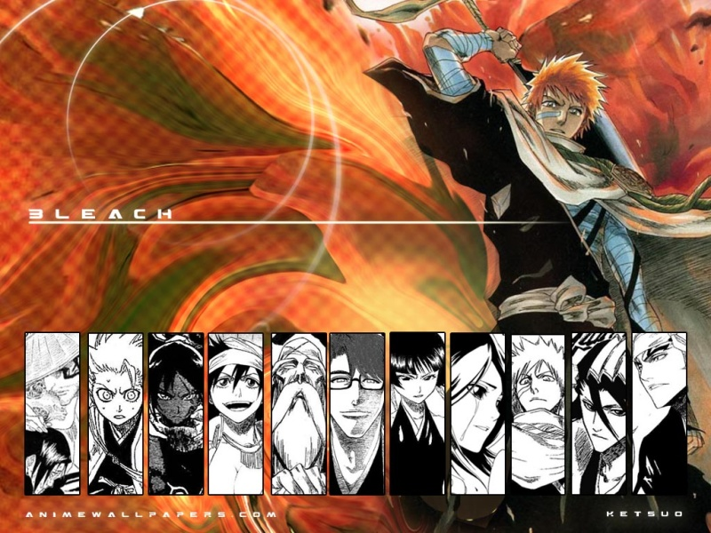 Bleach Anime Wallpaper # 12