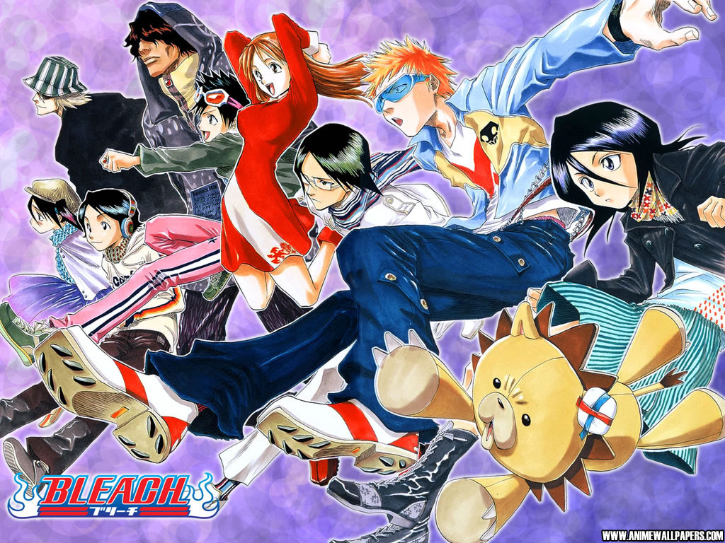Bleach Anime Wallpaper # 13