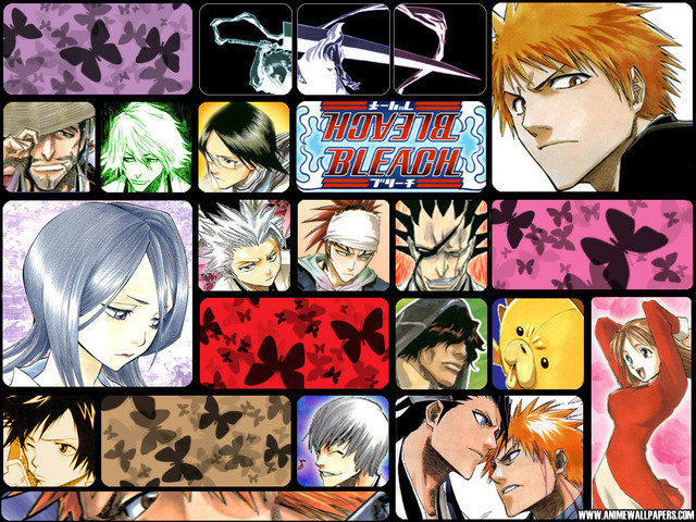 Bleach Anime Wallpaper #23
