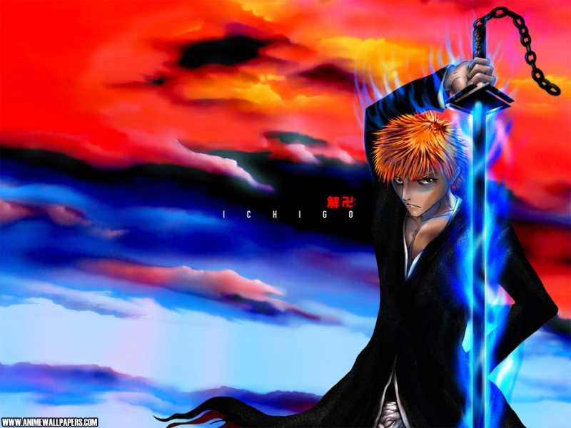 Bleach Anime Wallpaper # 27
