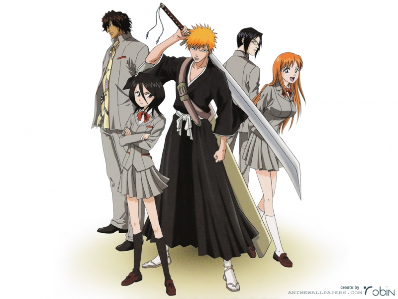 Bleach Anime Wallpaper # 28