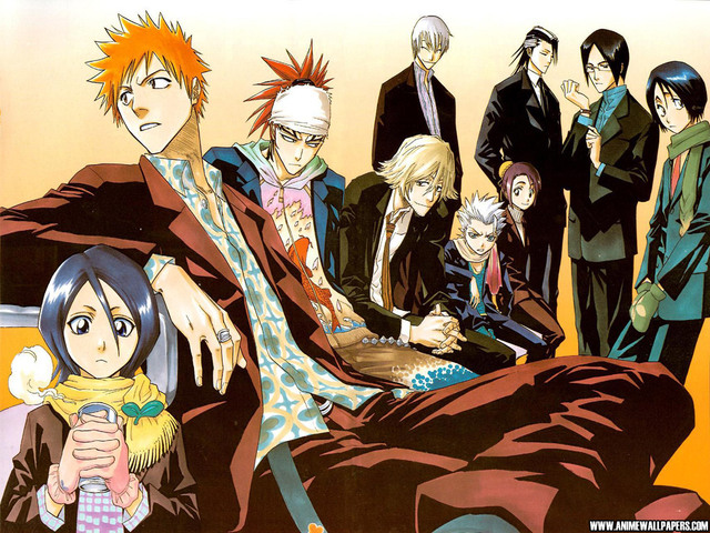 Bleach Anime Wallpaper #29