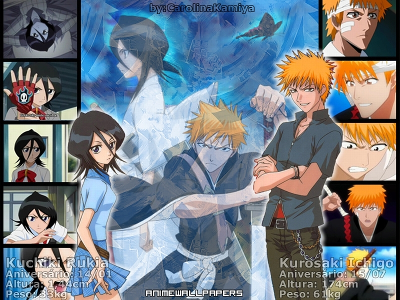 Bleach Anime Wallpaper # 3