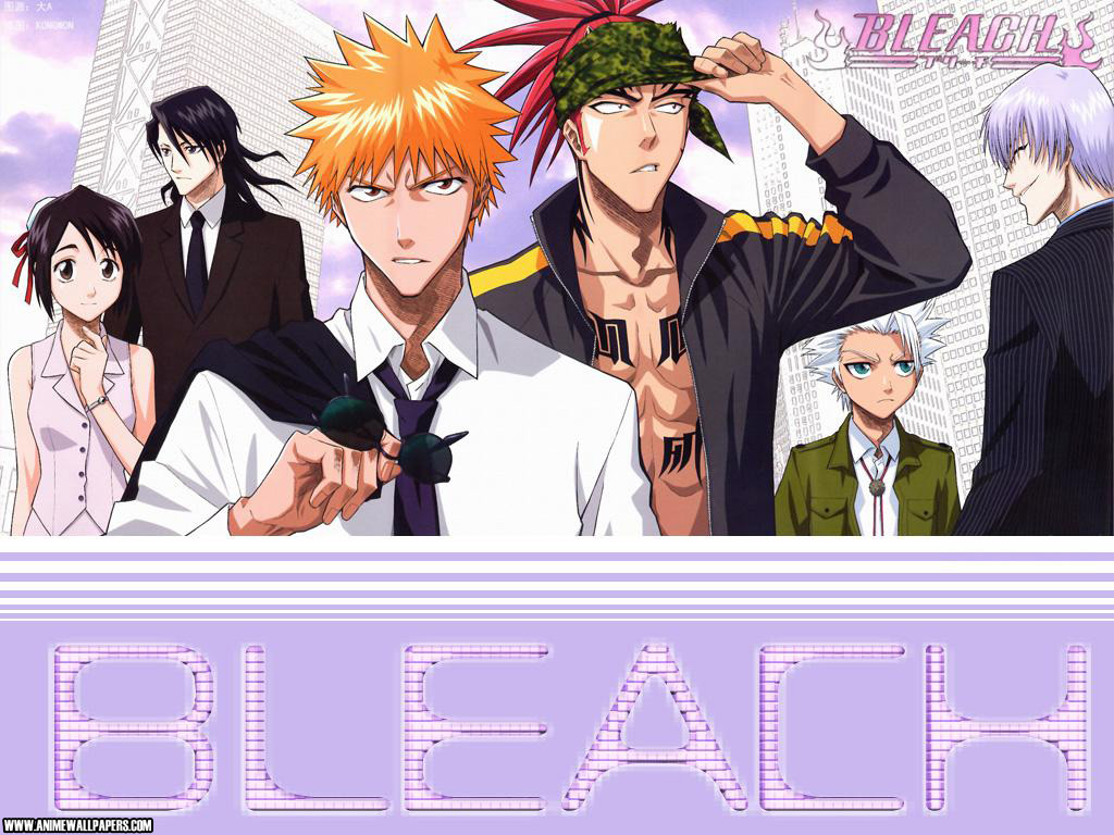 Bleach Anime Wallpaper # 40