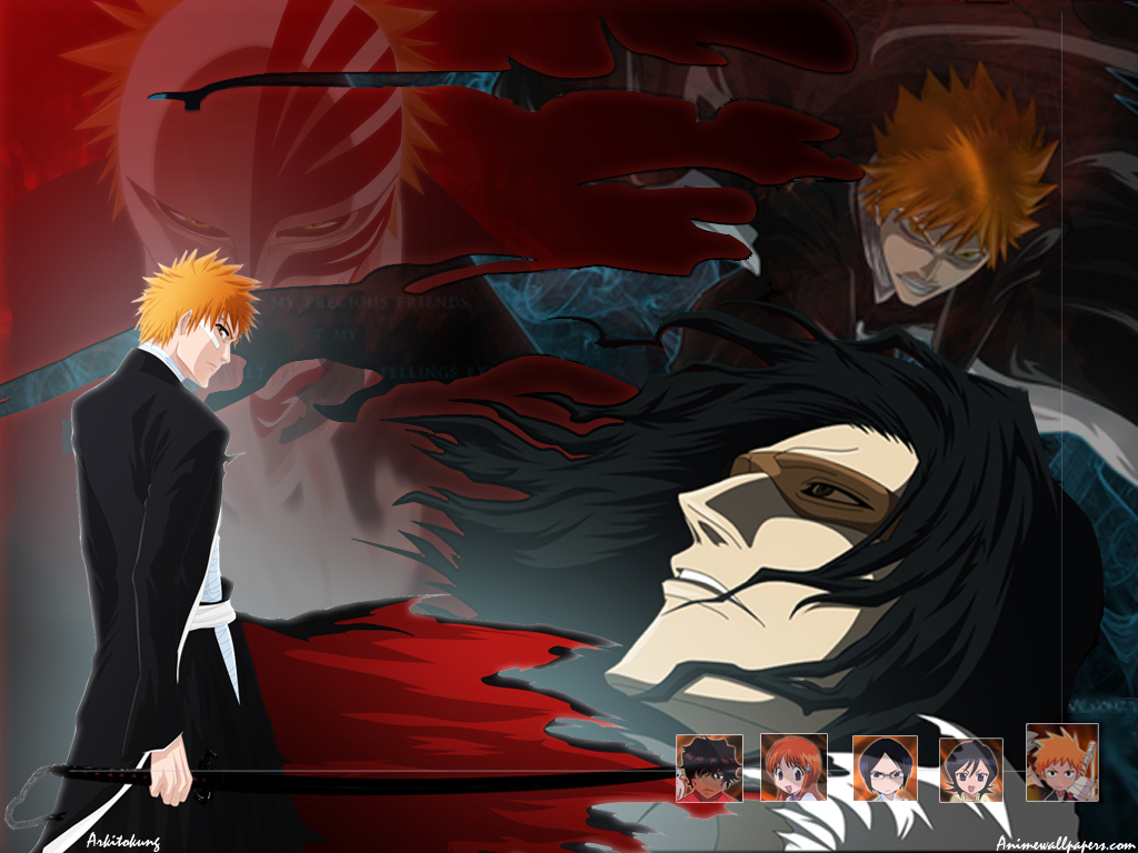 Bleach Anime Wallpaper # 49