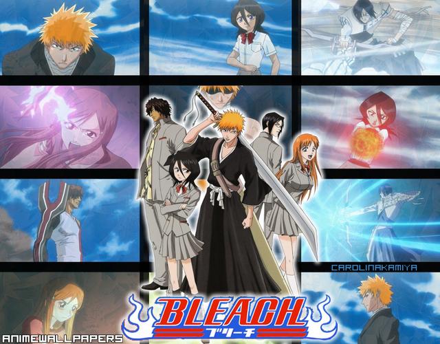 Bleach Anime Wallpaper #4