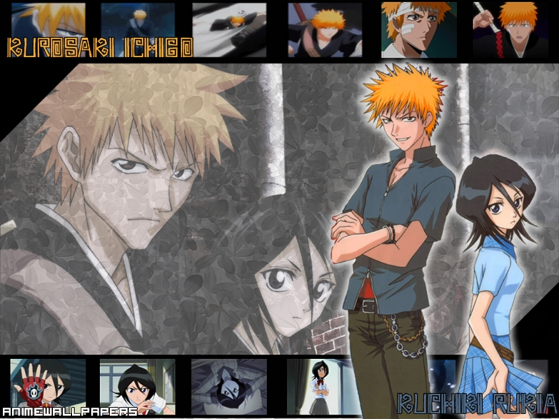 Bleach Anime Wallpaper # 5