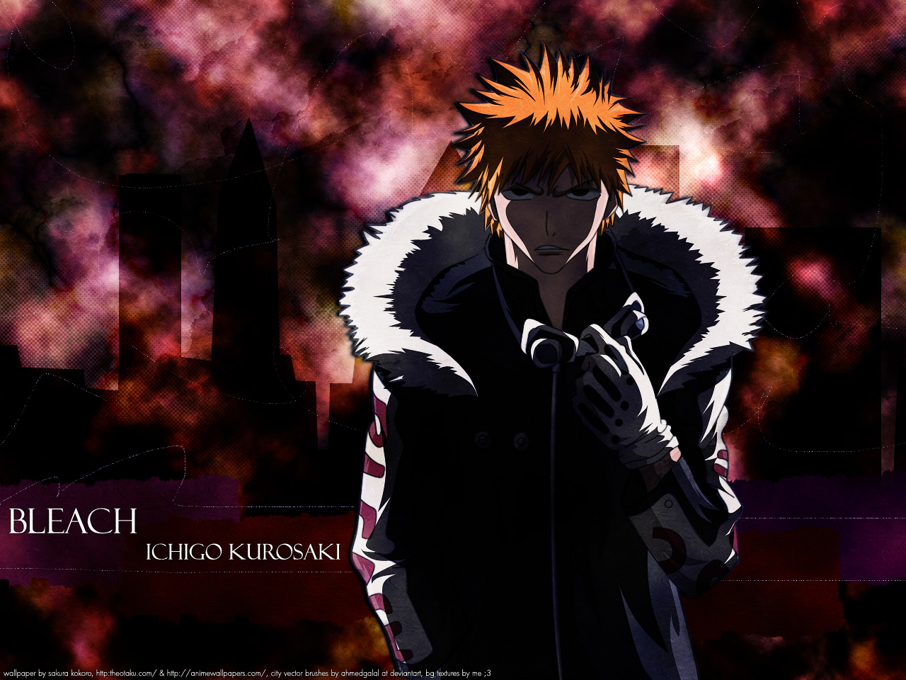 Bleach Anime Wallpaper # 76