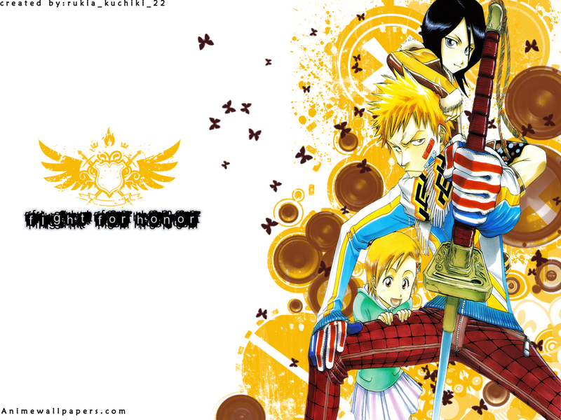 Bleach Anime Wallpaper # 80