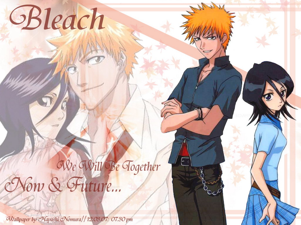 Bleach Anime Wallpaper # 8
