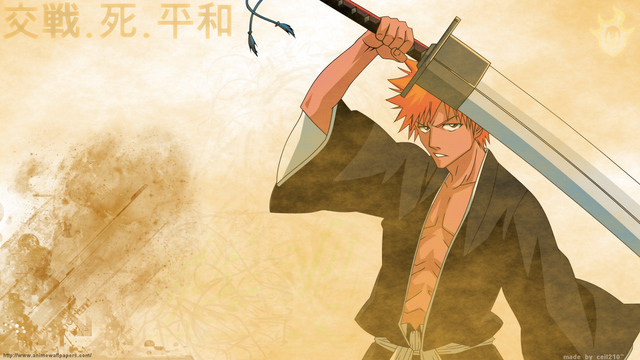 Bleach Anime Wallpaper #97