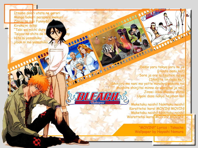 Bleach Anime Wallpaper #9