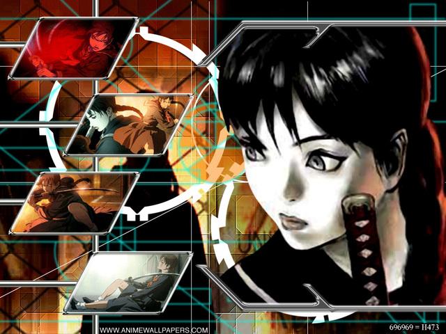 Blood Anime Wallpaper #1
