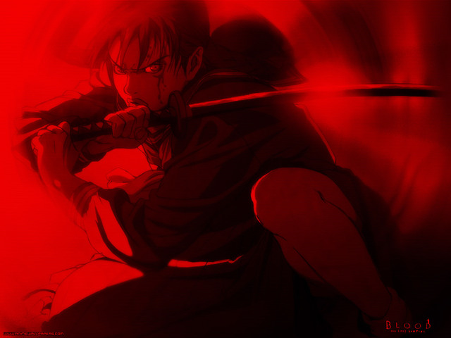 Blood Anime Wallpaper #6