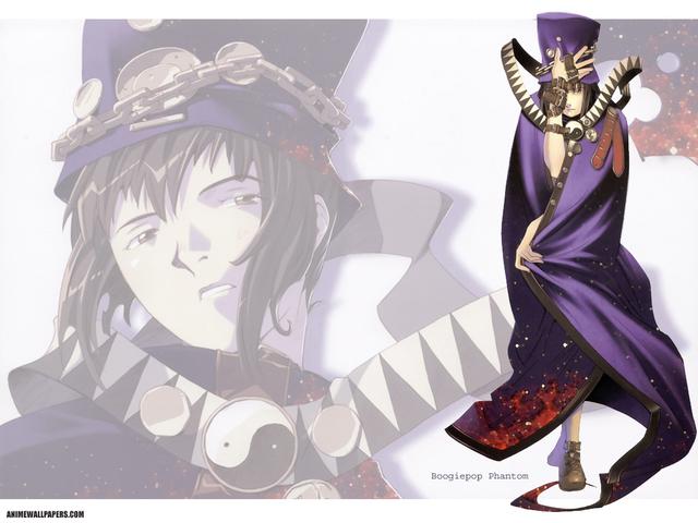 Boogiepop Phantom Anime Wallpaper #1
